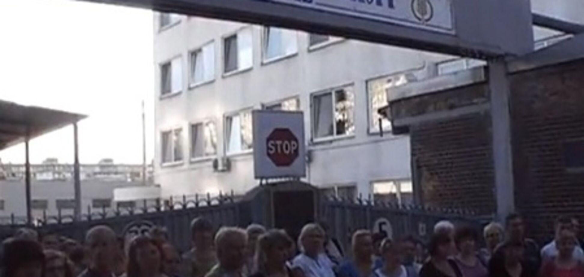 Конфликт в 'Киевхлебе' начался из-за 'Сильпо'