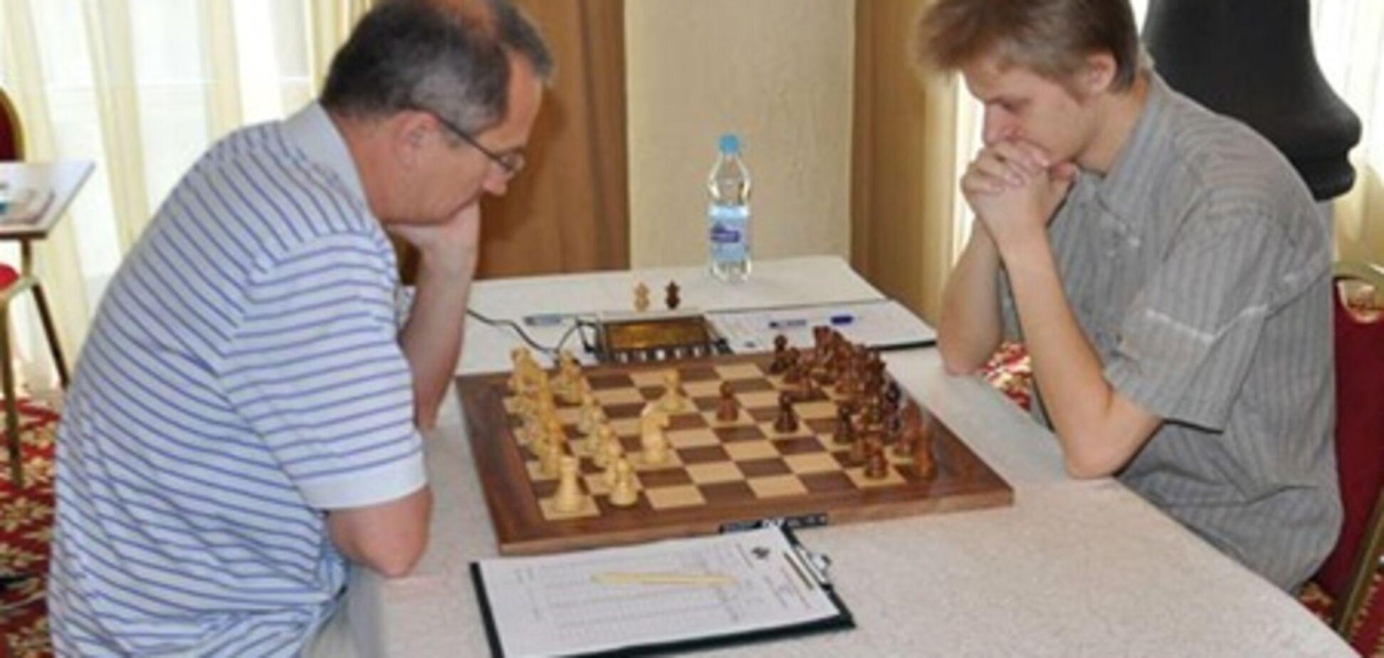 На чемпионате Украины по шахматам едва не побили мировой рекорд