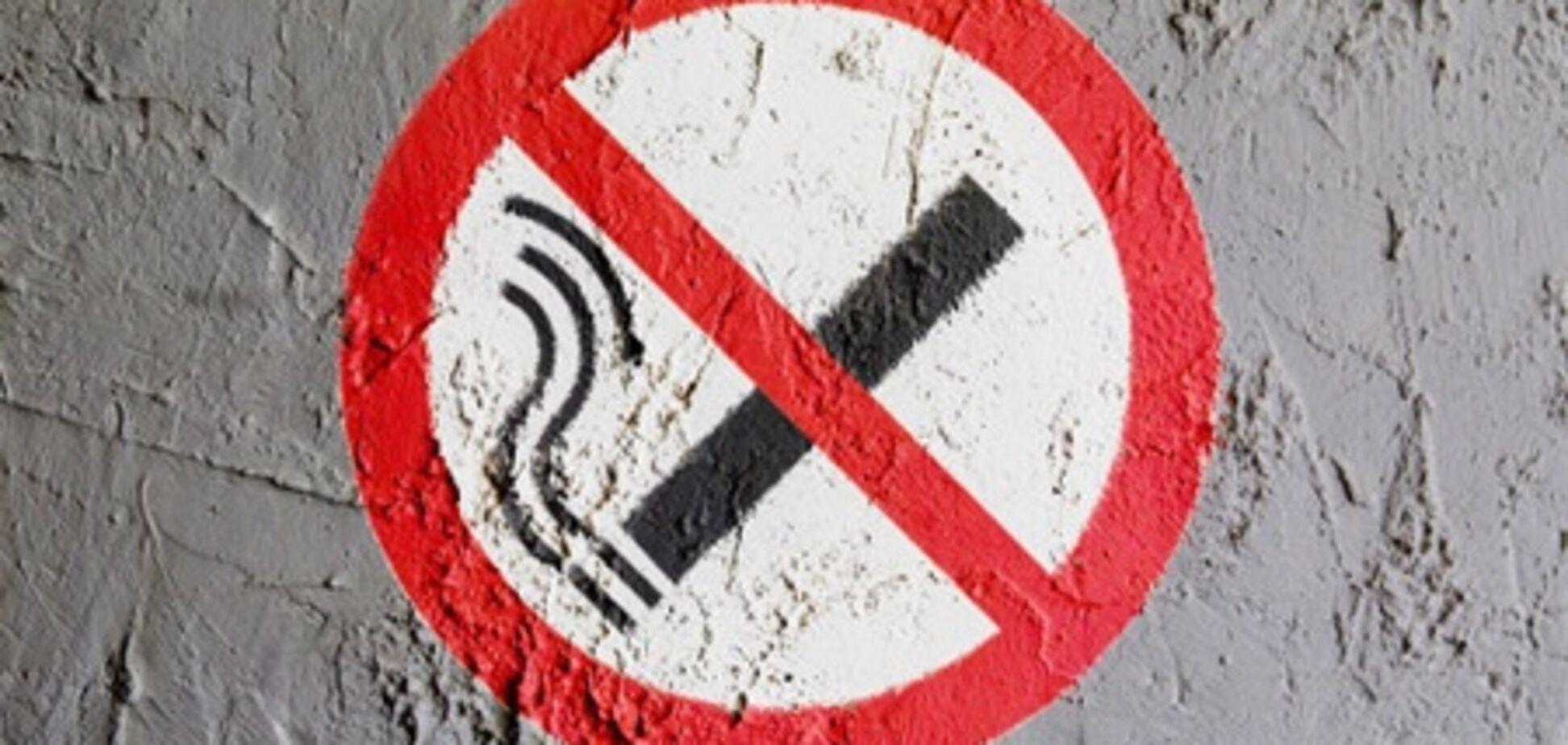 Шлапак: півроку без тютюну починалися в Києві