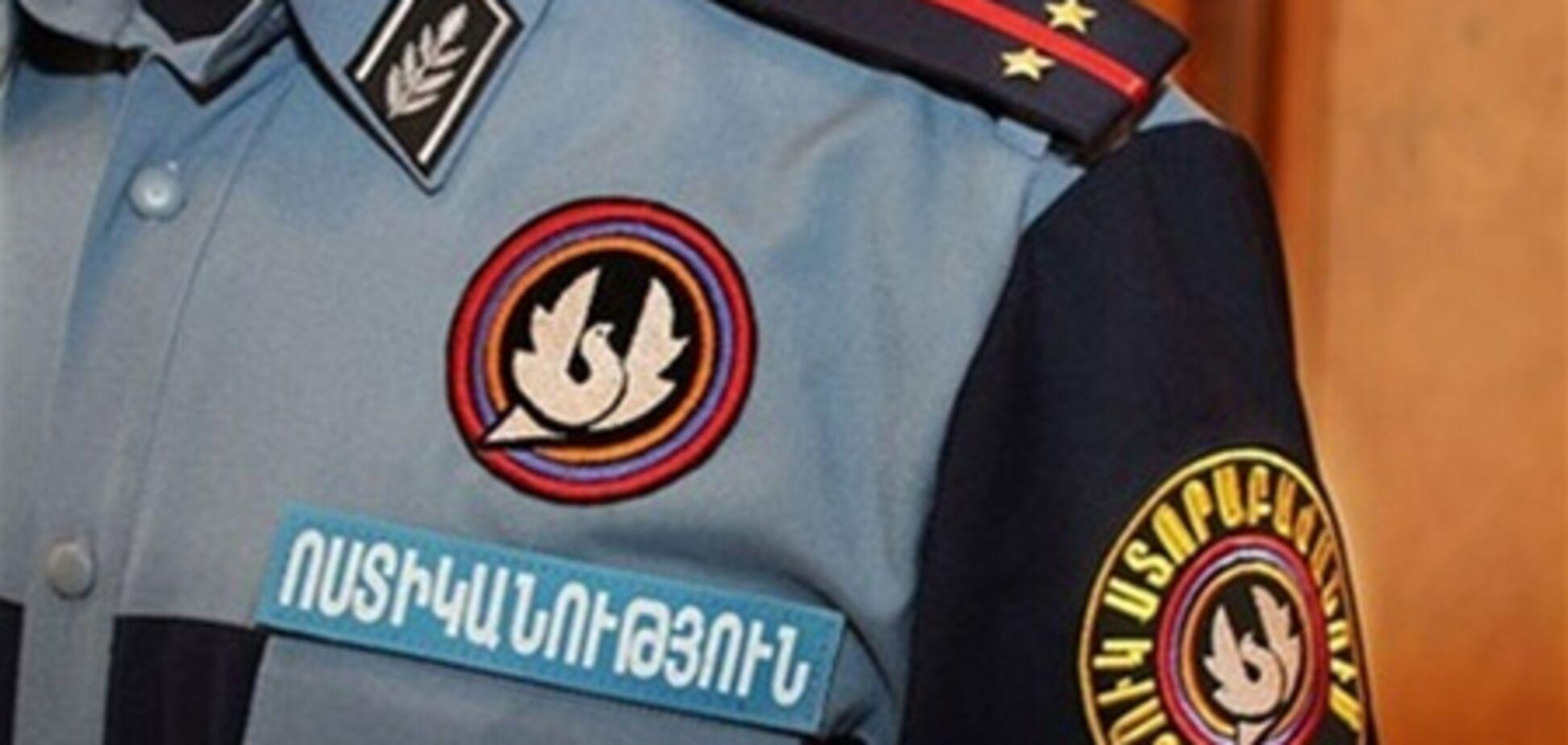 Армянку арестовали за связи с азербайджанским шпионом