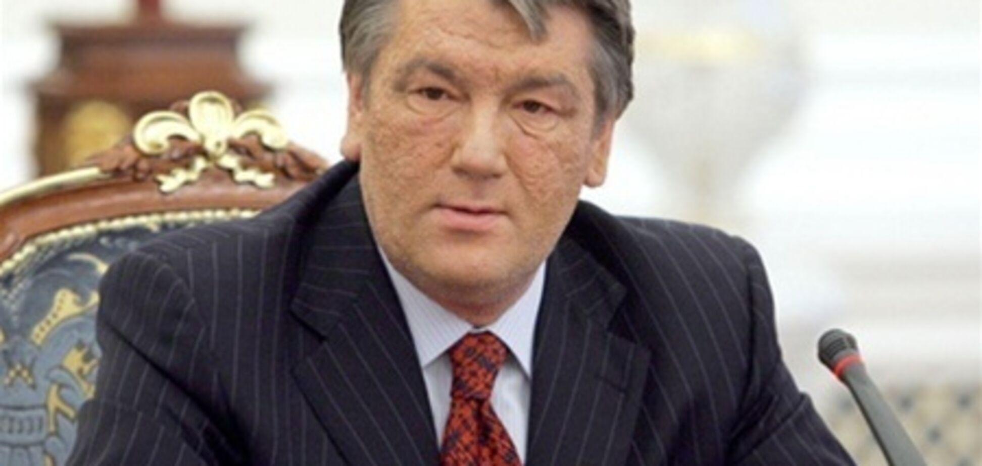Ющенко намагається відкупитися від суду