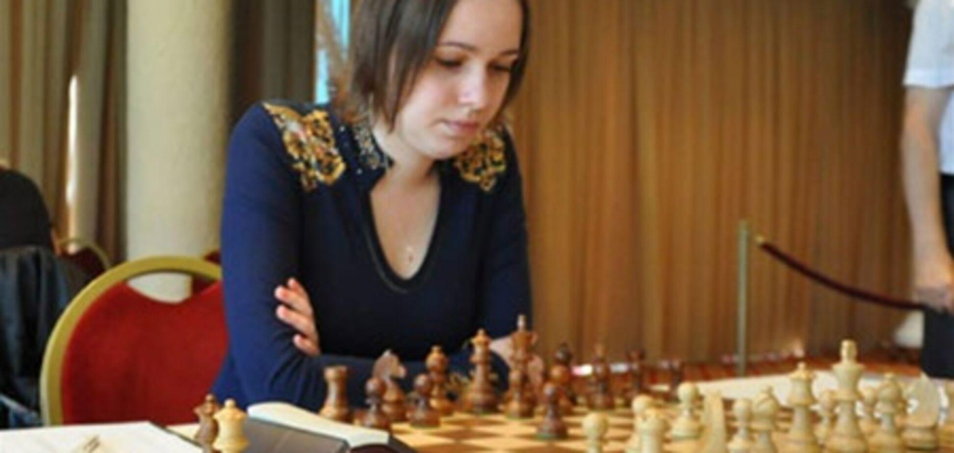 Чемпионка Украины по шахматам определилась досрочно