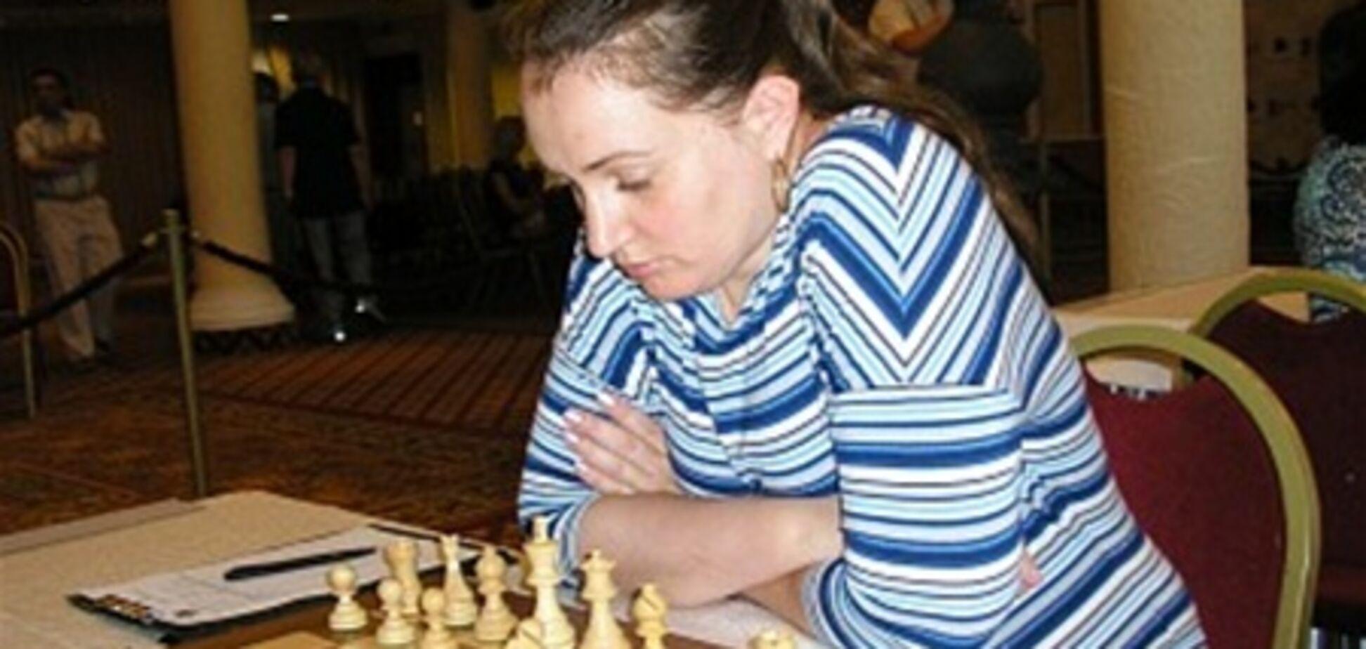 Чемпионат Украины по шахматам вышел на финишную прямую
