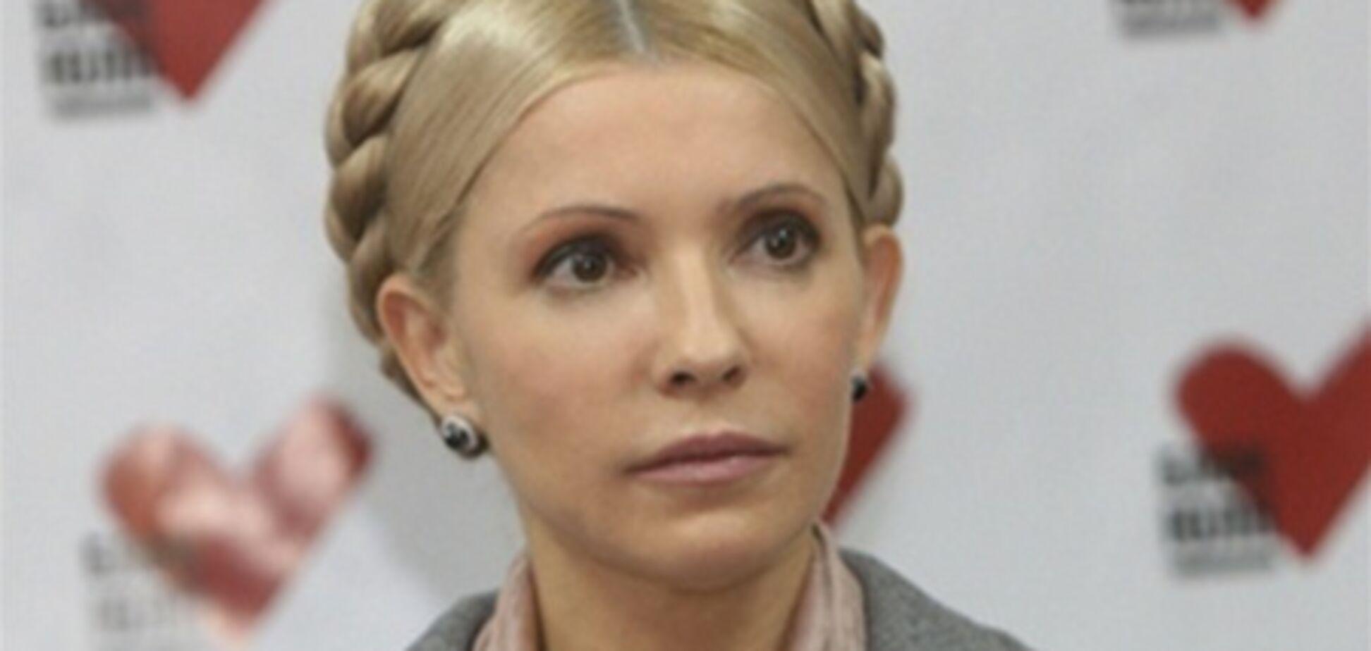 Регіонал: Тимошенко - НЕ Мандела