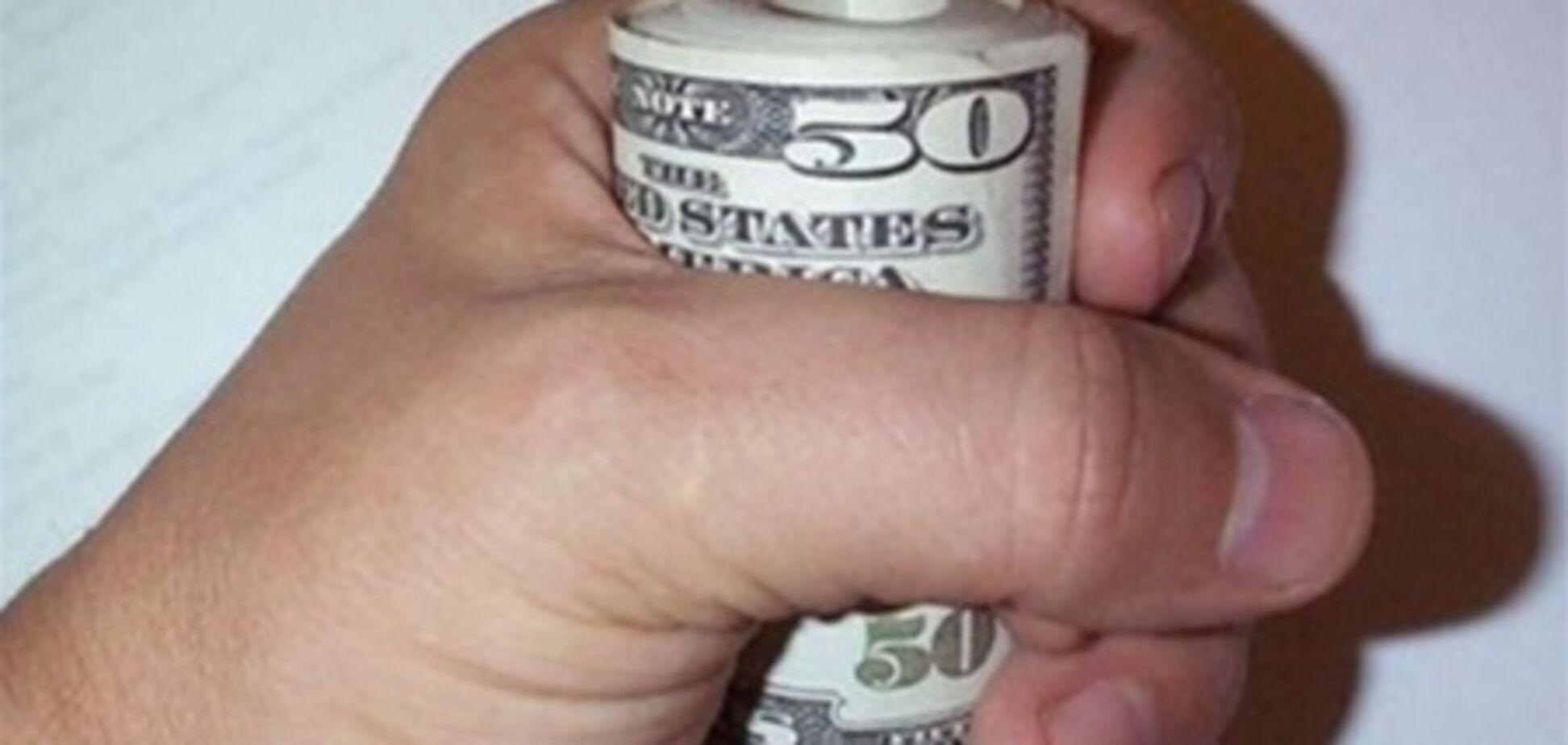 Украинцам сократили командировочные в валюте