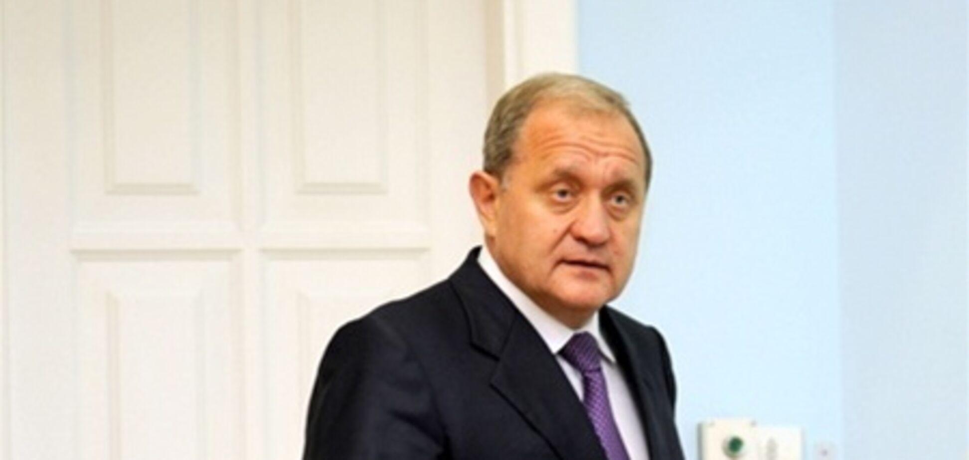 Могилев критикует 'Свободу' за намерение отменить автономию Крыма