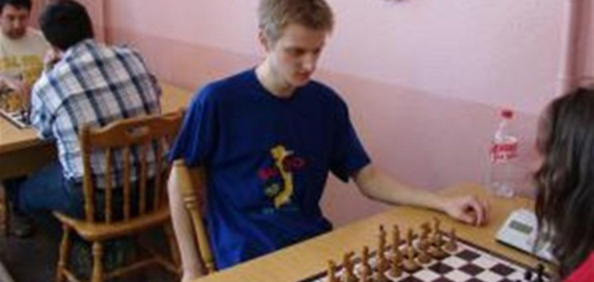 Надежда украинских шахмат Станислав Богданович: 'У меня нет фактически ничего'
