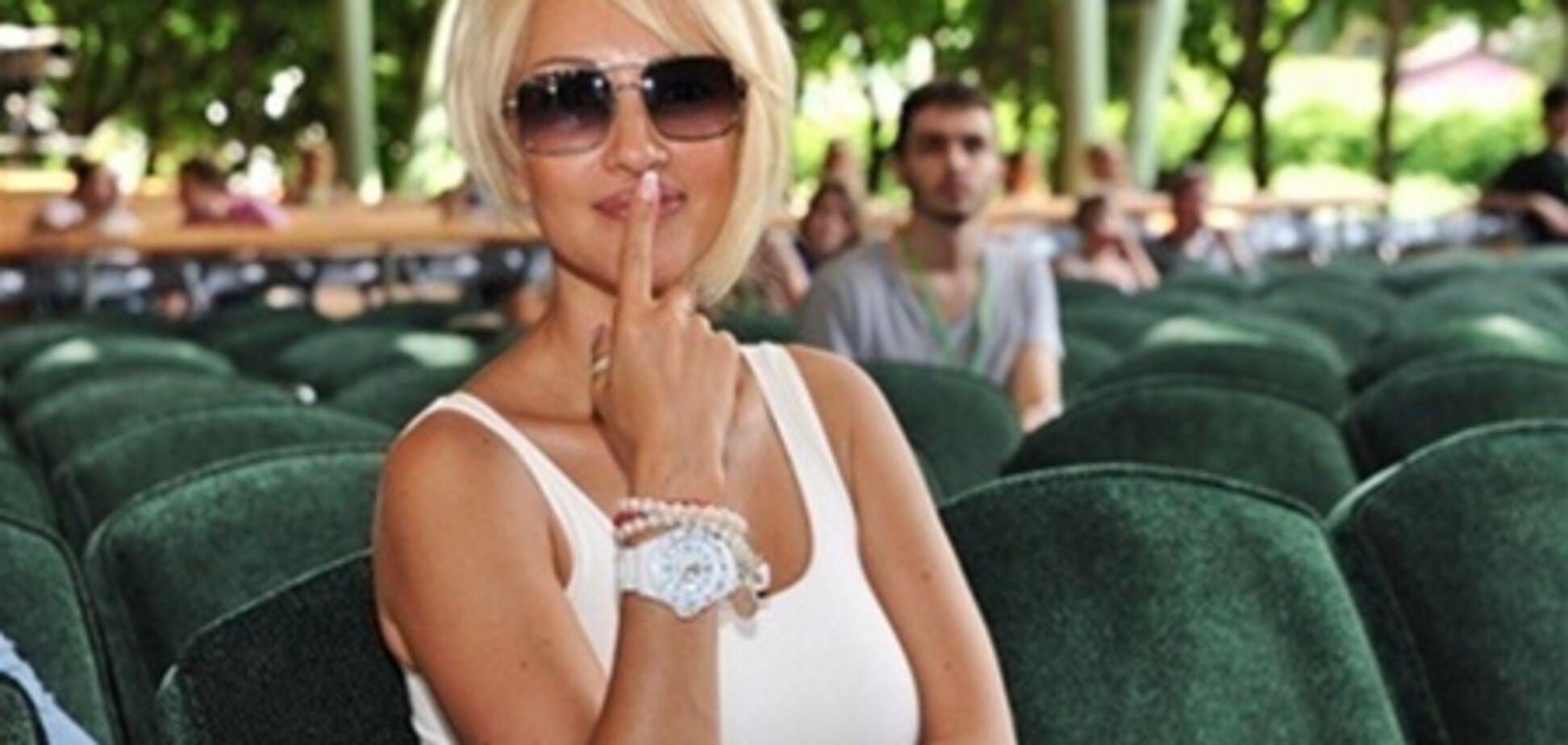 Весілля Кудрявцевої обійдеться їй мінімум в $ 300 тис.