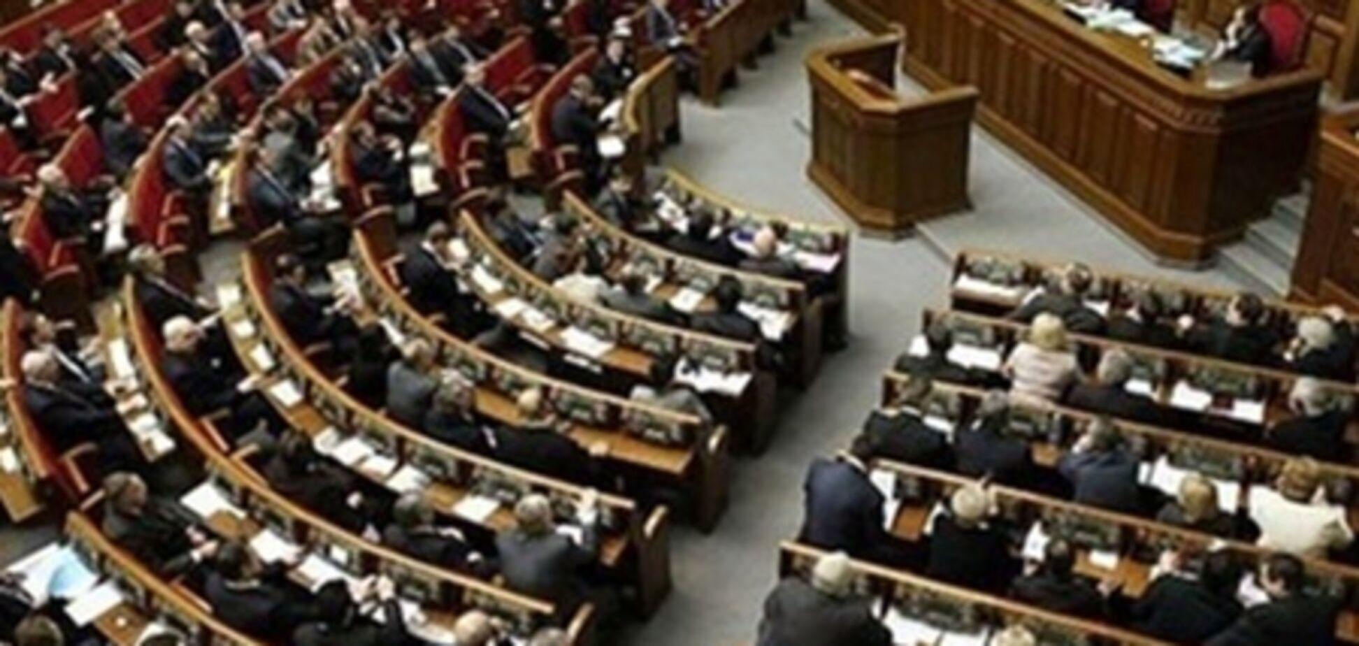 Рада закрыла комиссию по фальсификациям выборов-2012