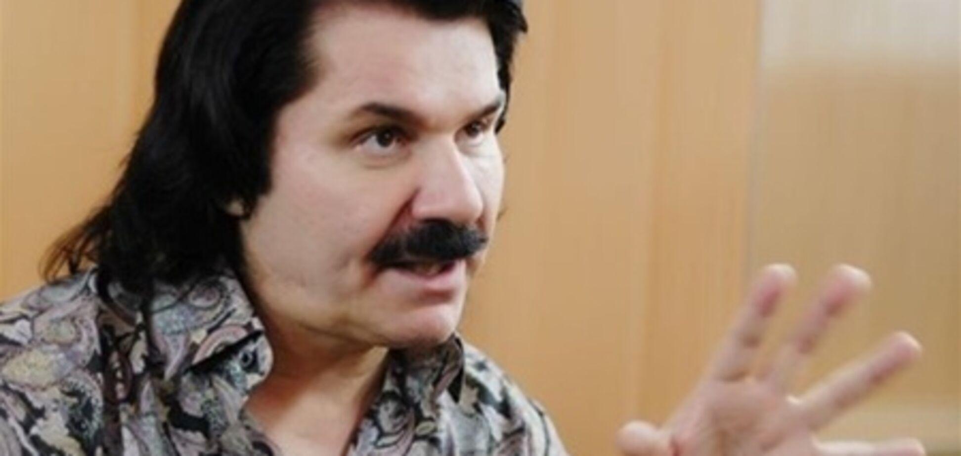 Зибров угрожает отрубить голову журналисту. Видео