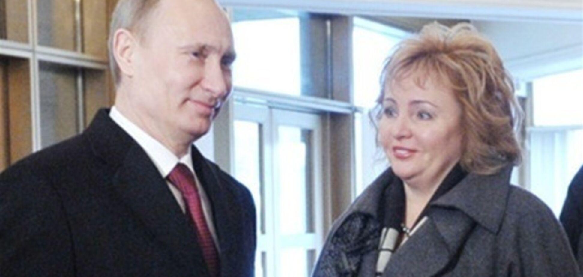 Путин разводится