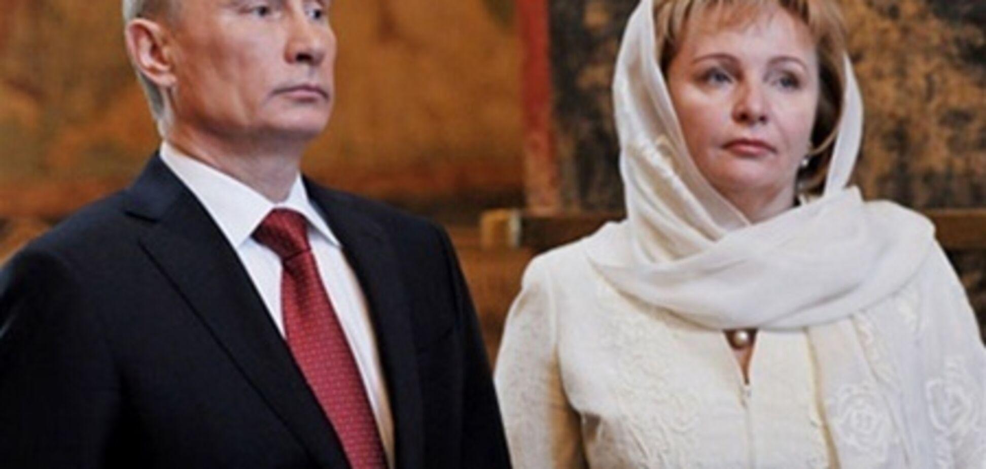 The Daily Telegraph: развод Путина никого не удивил