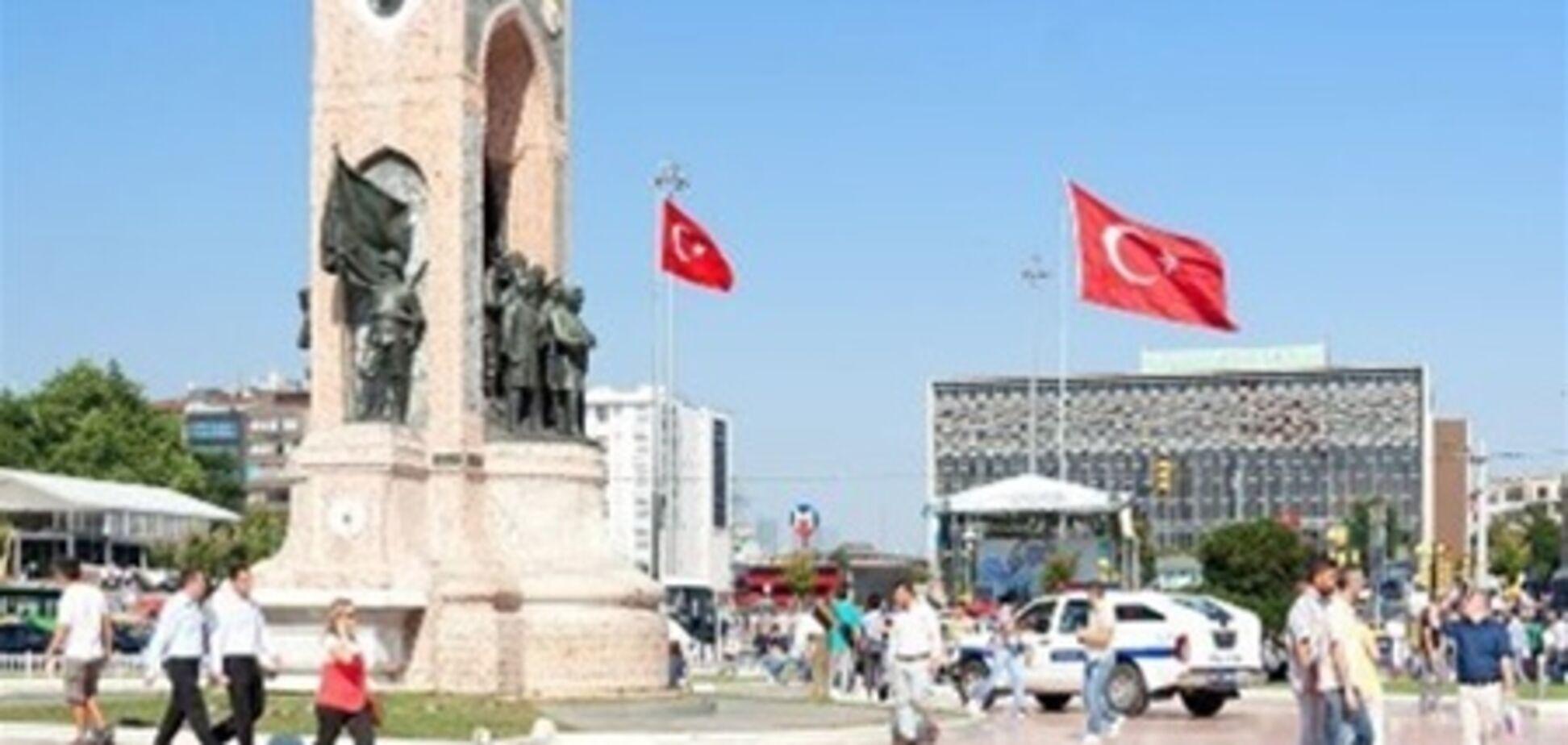 Мэр Стамбула: торгового центра на площади Таксим не будет