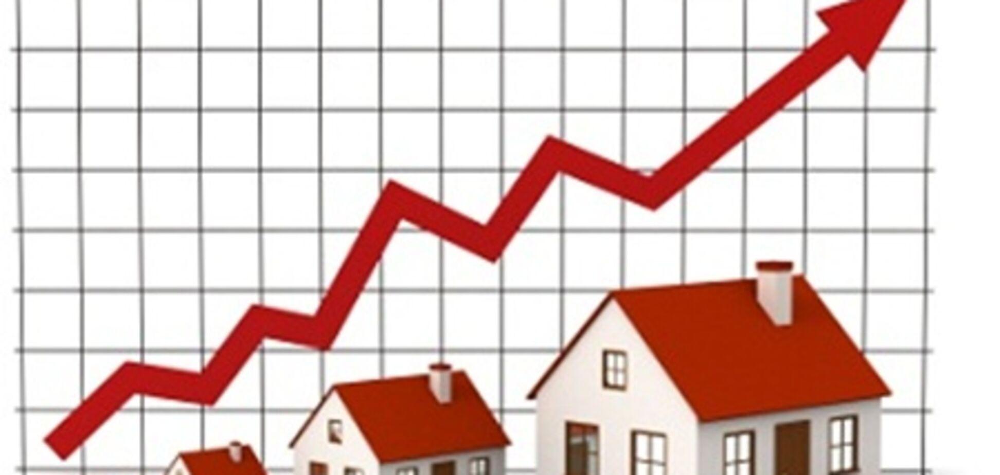 Цены на жилье выросли во всех основных городах Украины