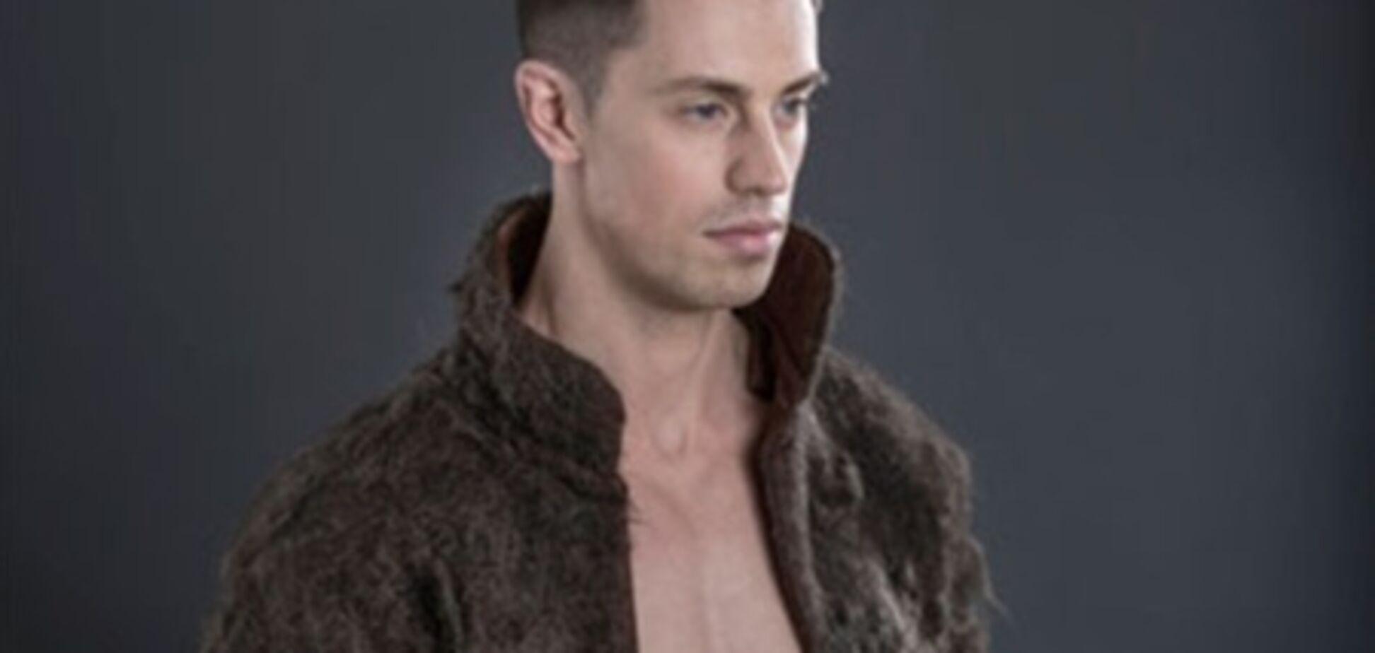 Дизайнери створили пальто з чоловічих волосся на грудях
