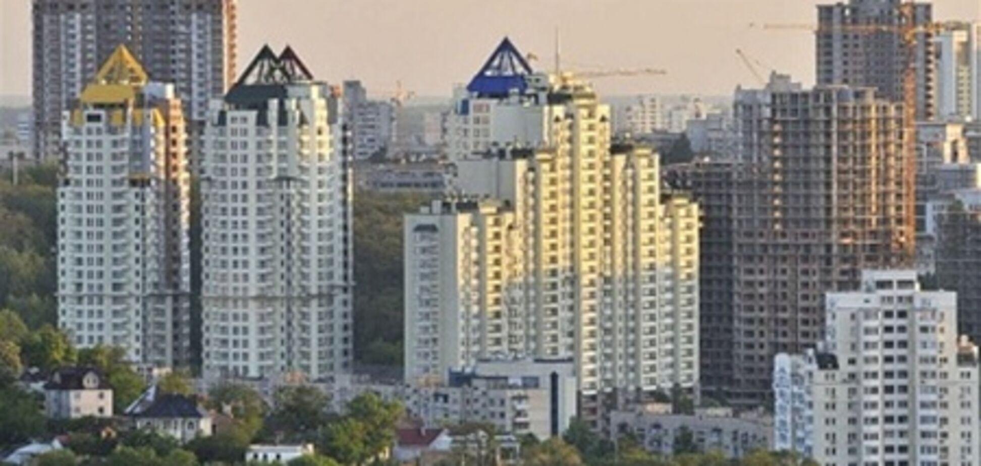 В июне недвижимость подорожала в семи районах Киева