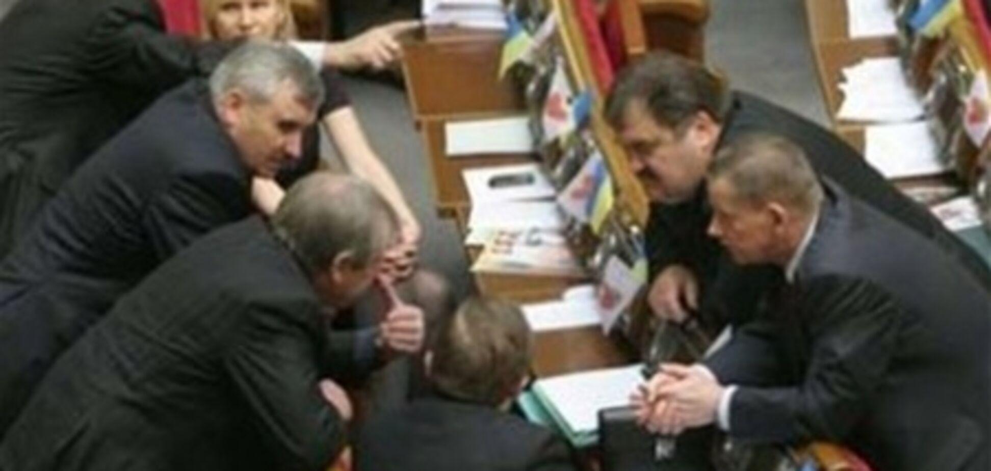 Внеочередная сессия ВР: оппозиция настаивает, большинство игнорирует