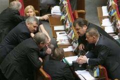 Позачергова сесія ВР: опозиція наполягає, більшість ігнорує