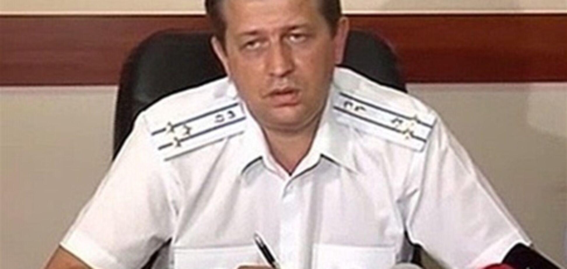Врадиевский прокурор после отставки вывез 'полную машину документов'