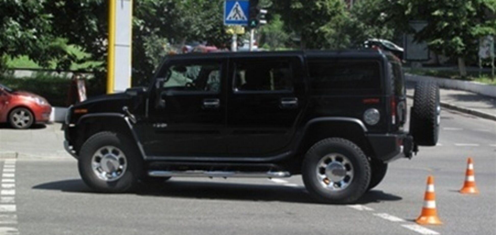 Семью дипломата в Киеве сбил Hummer дочери нардепа - СМИ