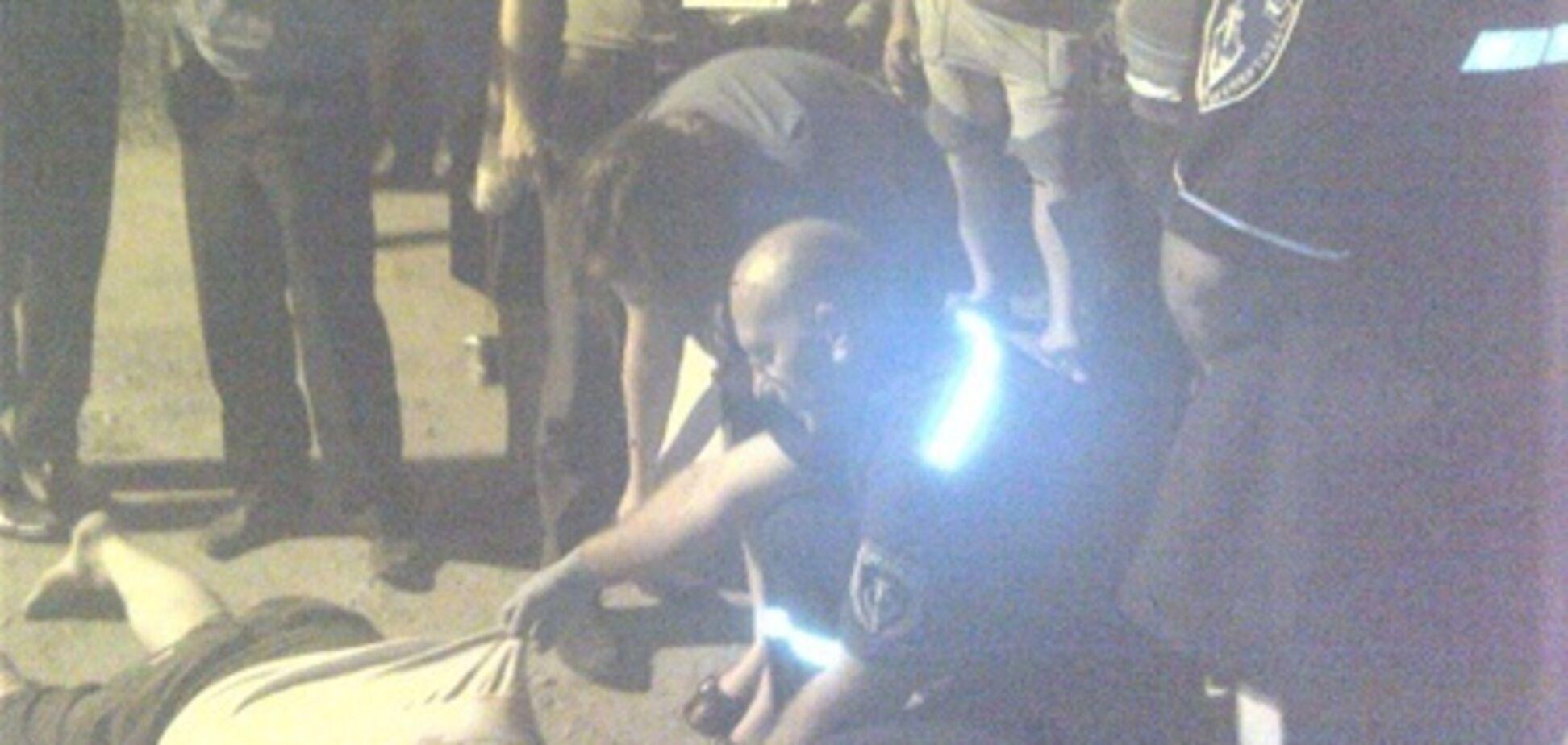 У Дніпропетровську розстріляли людини: подробиці