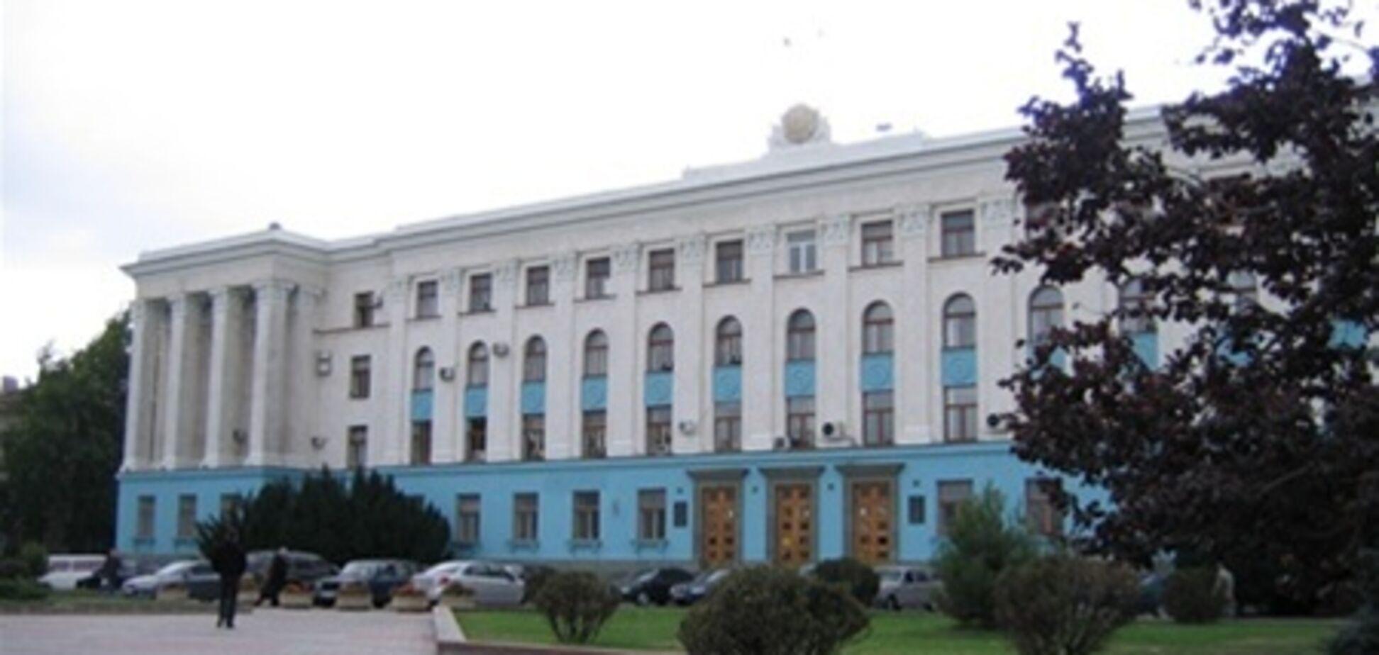 Партия Витренко потребовала от правительства Крыма 'убираться к бандеровцам'