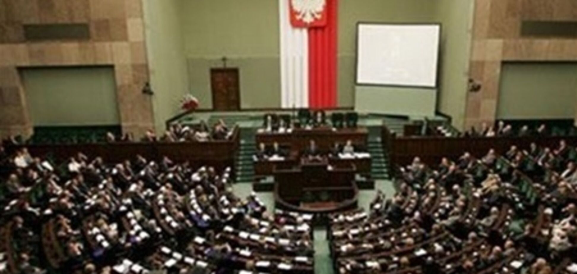 В польском Сейме яростно спорили о геноциде на Волыни