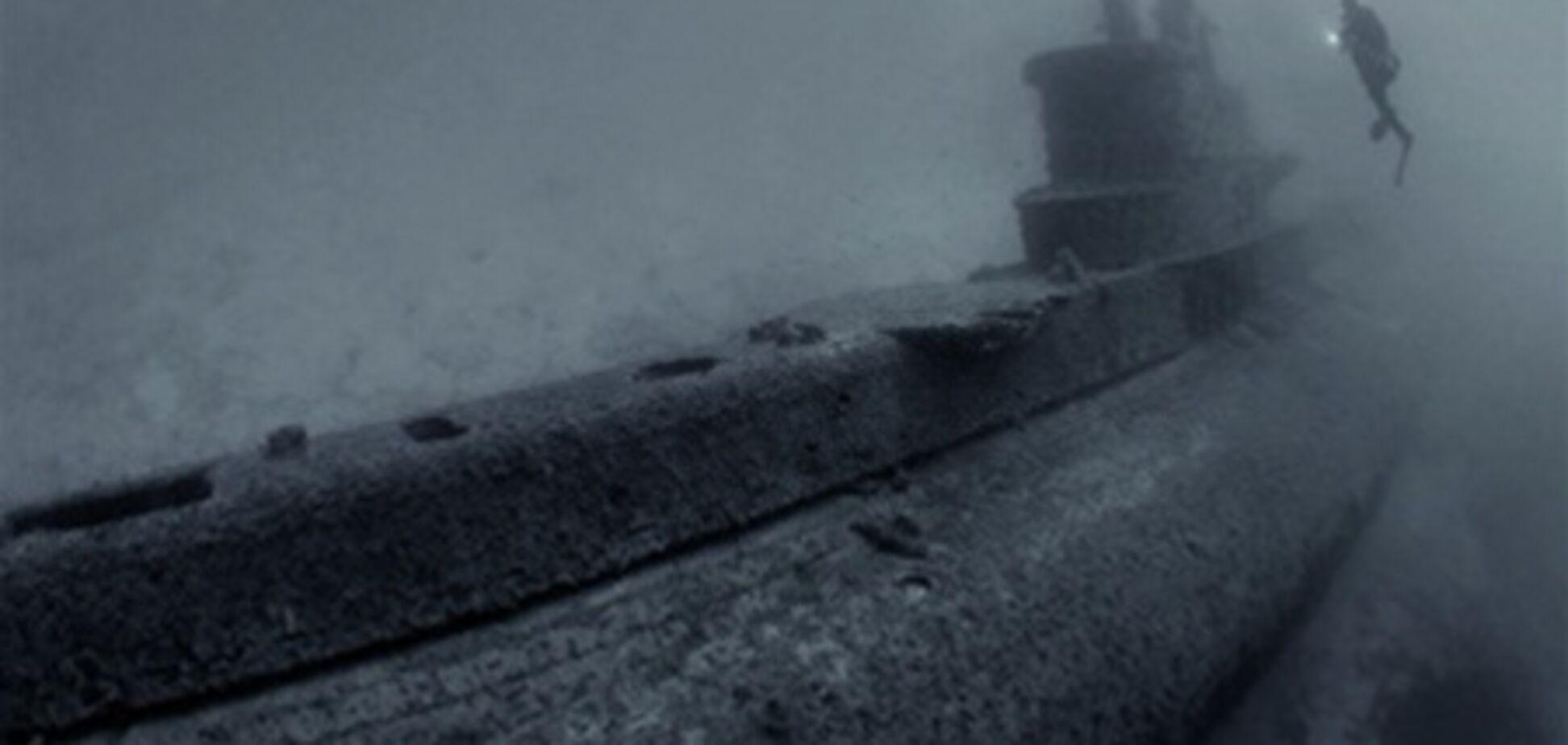 Експертів вразила збереження знайденої у Тарханкуту субмарини