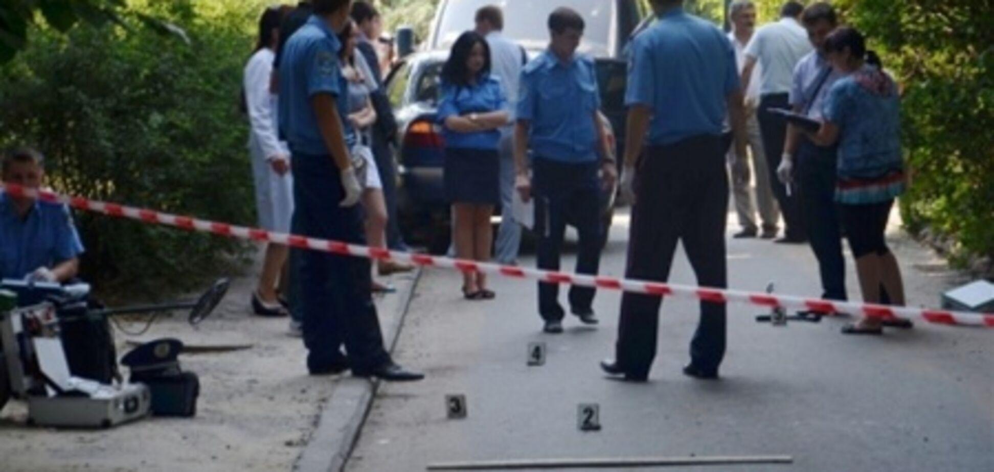 Одному из нападавших на инкассаторов в Николаеве удалось сбежать