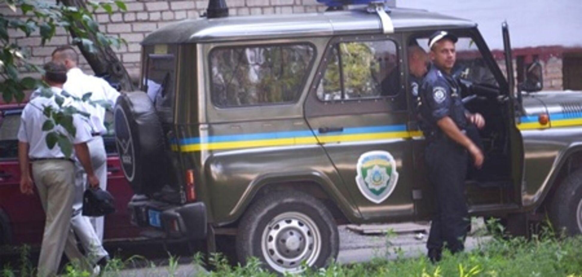 Наліт на інкасаторів у Миколаєві: знайдено труп таксиста