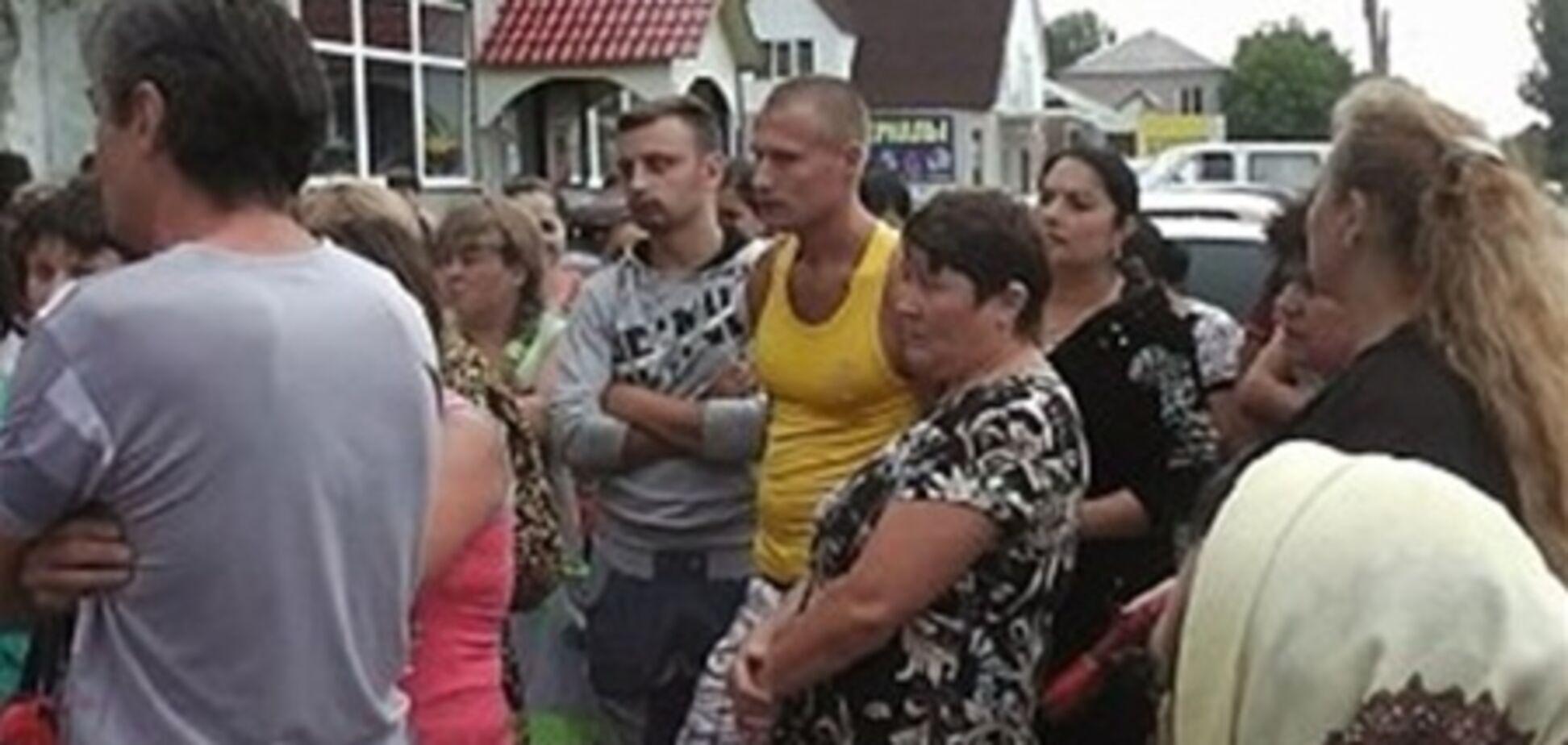 Жители Врадиевки грозят самосудом насильникам Крашковой