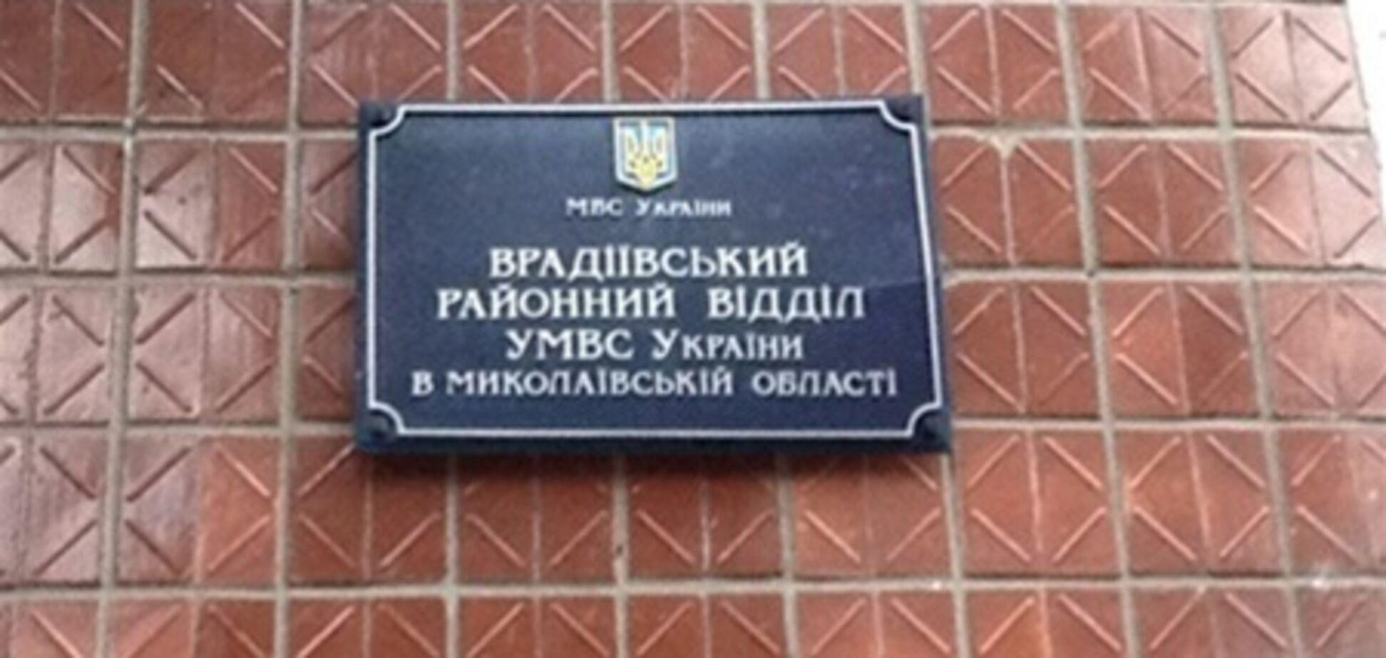 Апелляционный суд оставил под стражей руководителя Врадиевского райотдела