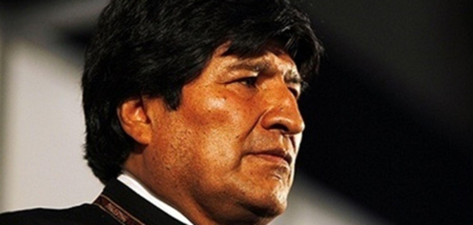 Моралес: у США є доступ до e-mail керівництва Болівії