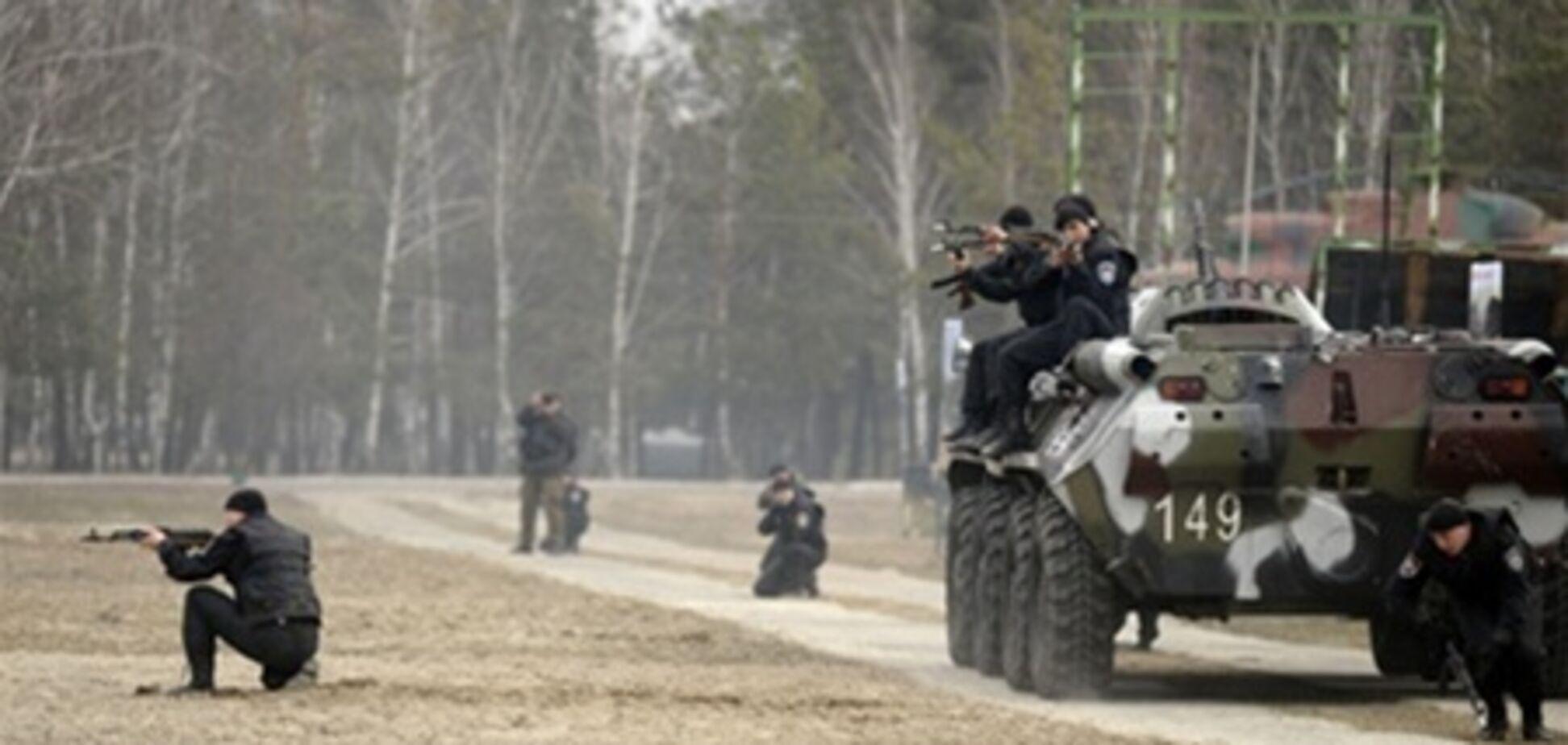 Массовое заболевание иностранных военных в Явориве: подробности