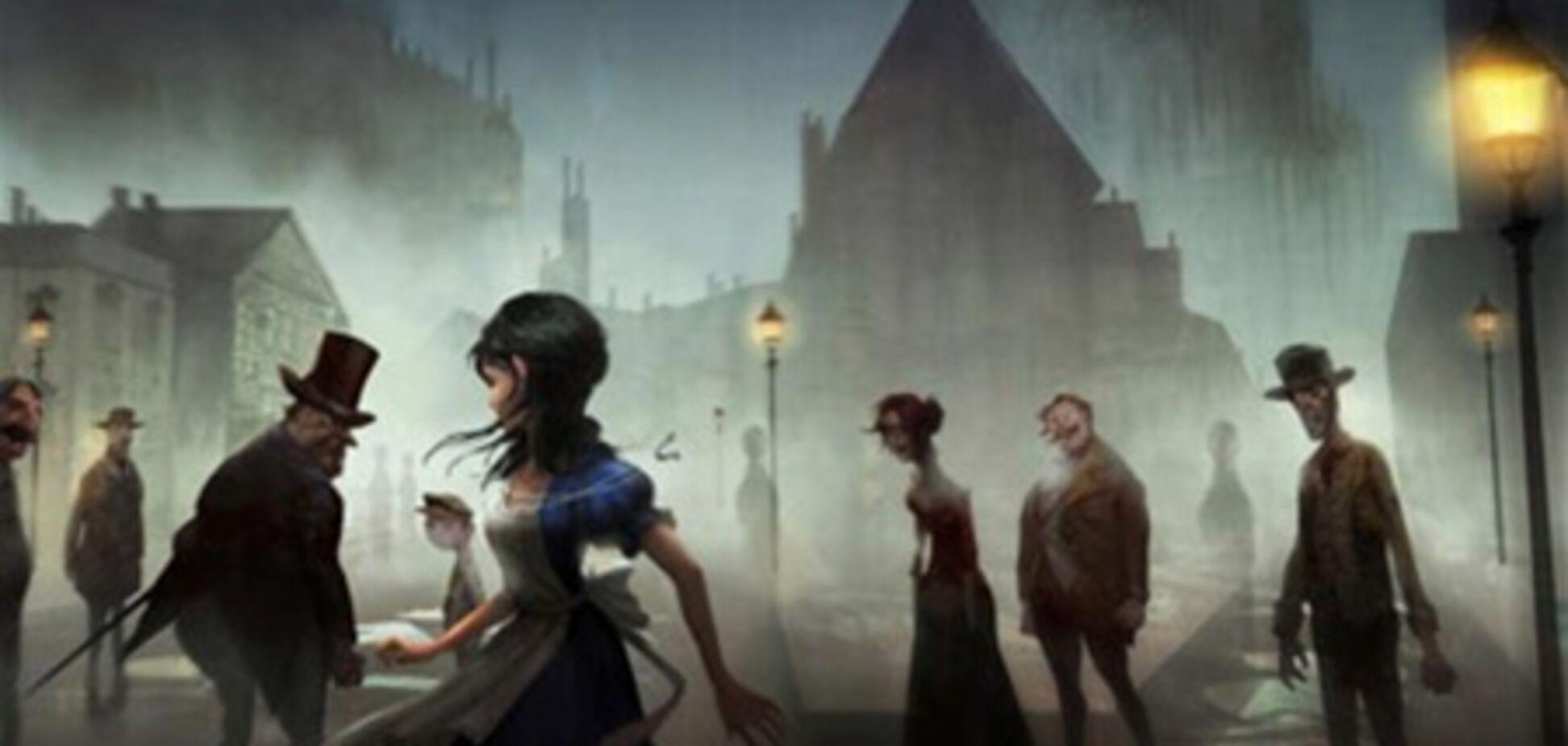 Зомби-версия 'Страны Оз' не появится из-за фильма про Алису