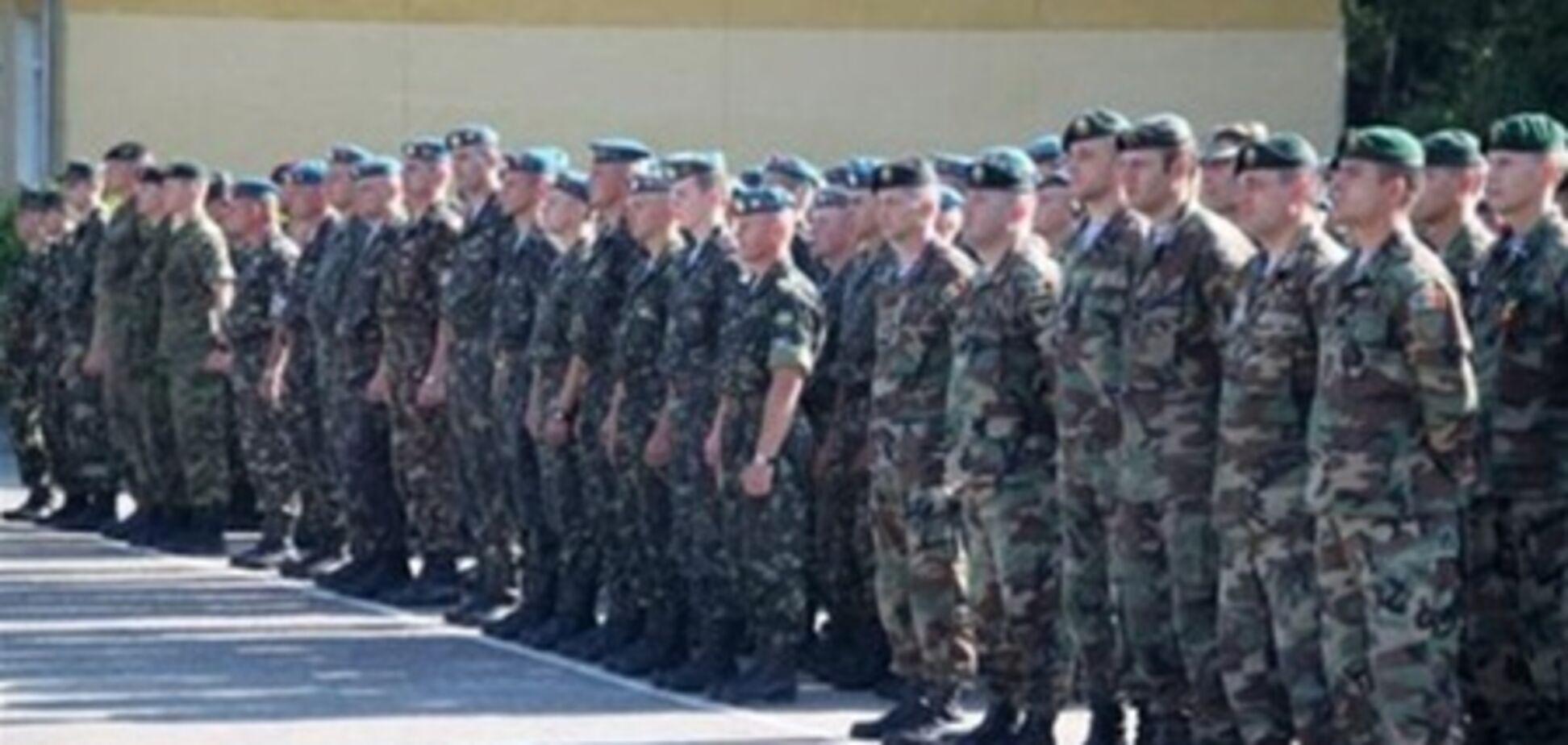 Масове захворювання іноземних військових в Яворові: встановлено діагноз