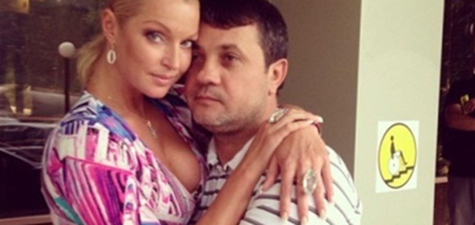 Волочкова розлучилася з бойфрендом в 5-річну річницю