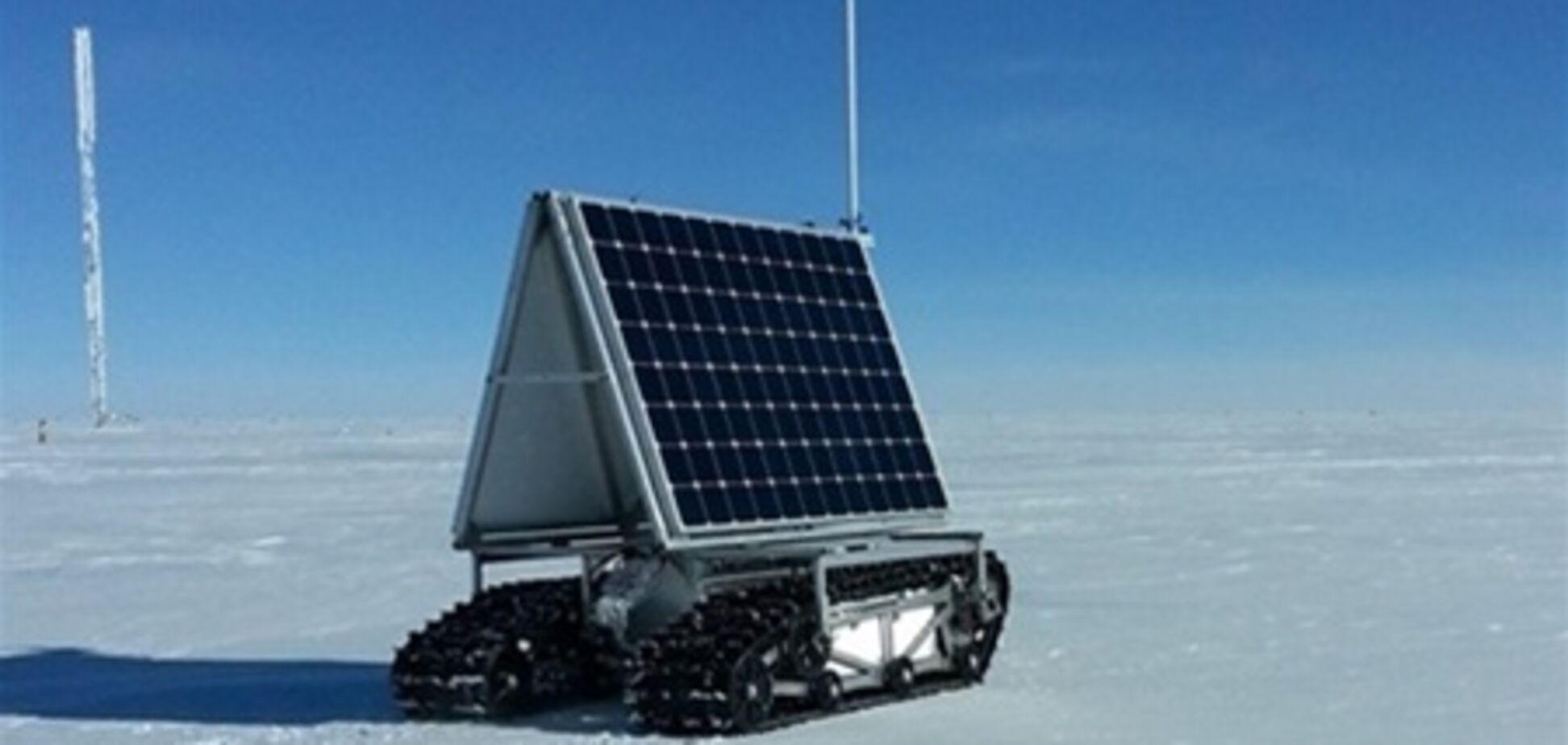NASA тестирует робота-полярника на солнечных батареях в Гренландии