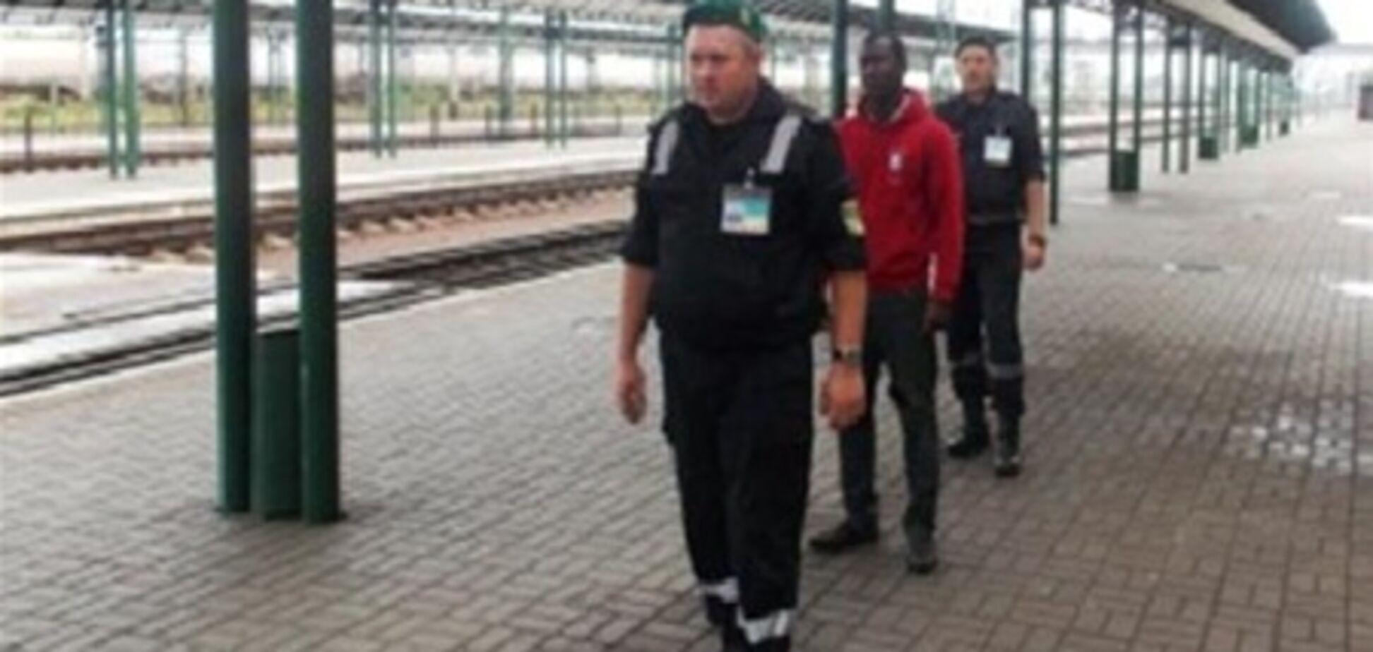 Гвінеєць вистрибнув з поїзда 'Захонь - Чоп'
