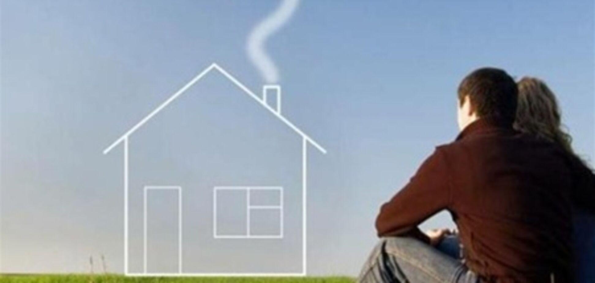 Только 10% украинцев могут позволить себе купить жилье