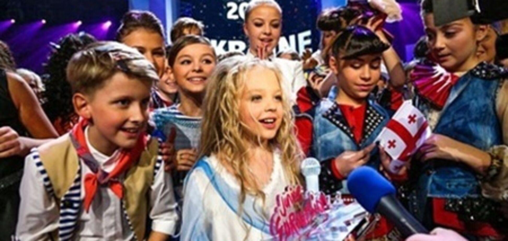 Киеву отдали детское 'Евровидение-2013'