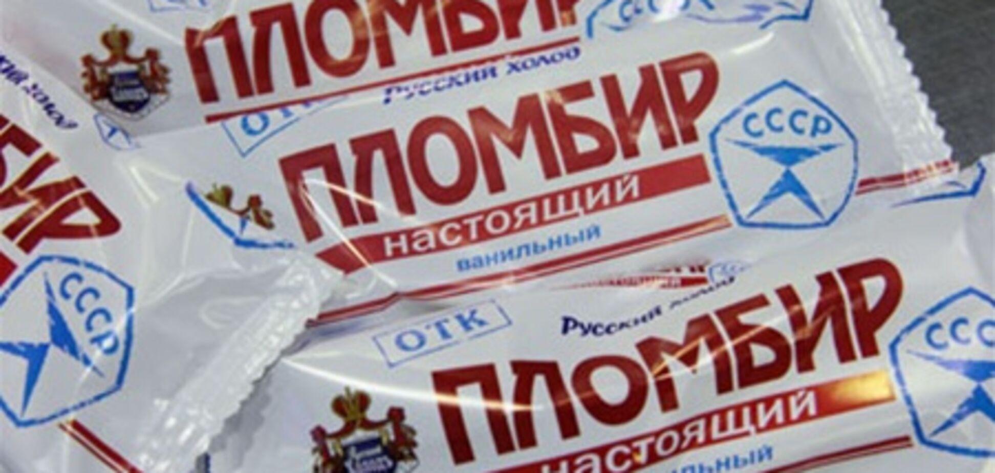 У Росії з магазину вкрали 101 стаканчик пломбіру