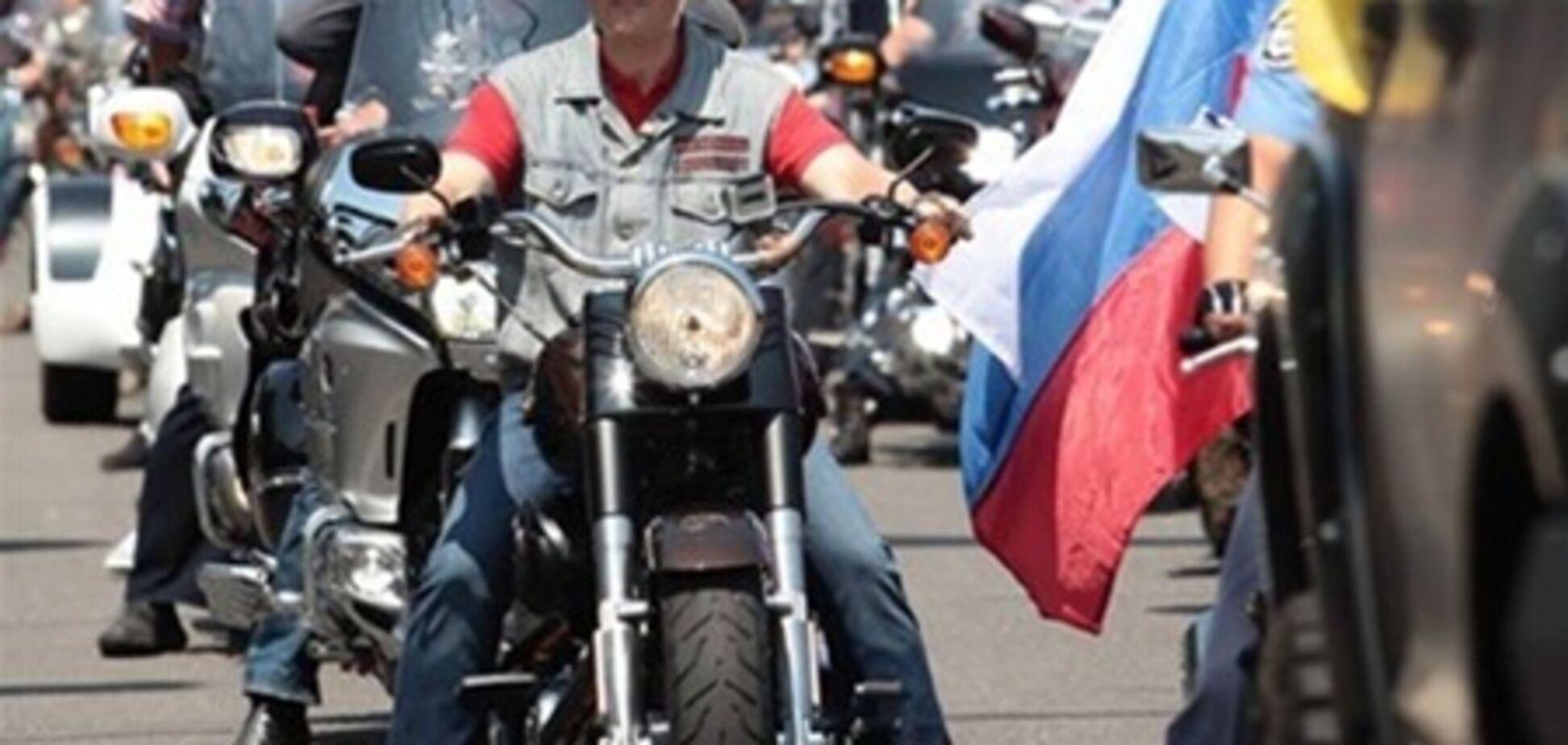 Вілкул оплатив штраф за їзду на мотоциклі без шолома