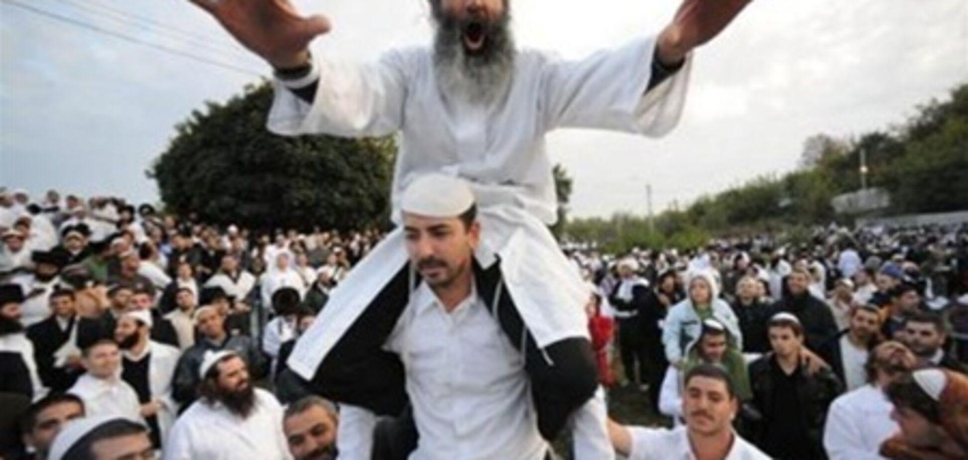 Для охорони хасидів в Умані залучать 400 міліціонерів