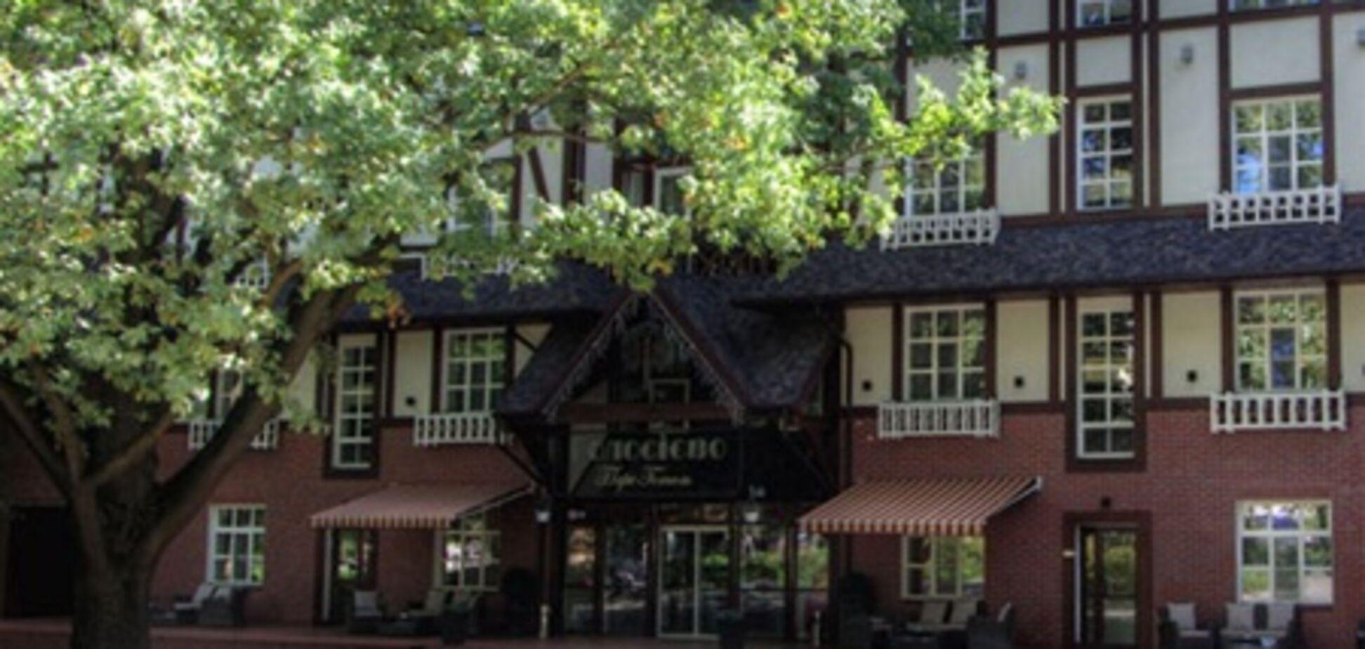 В отеле Киева стреляли в криминального авторитета