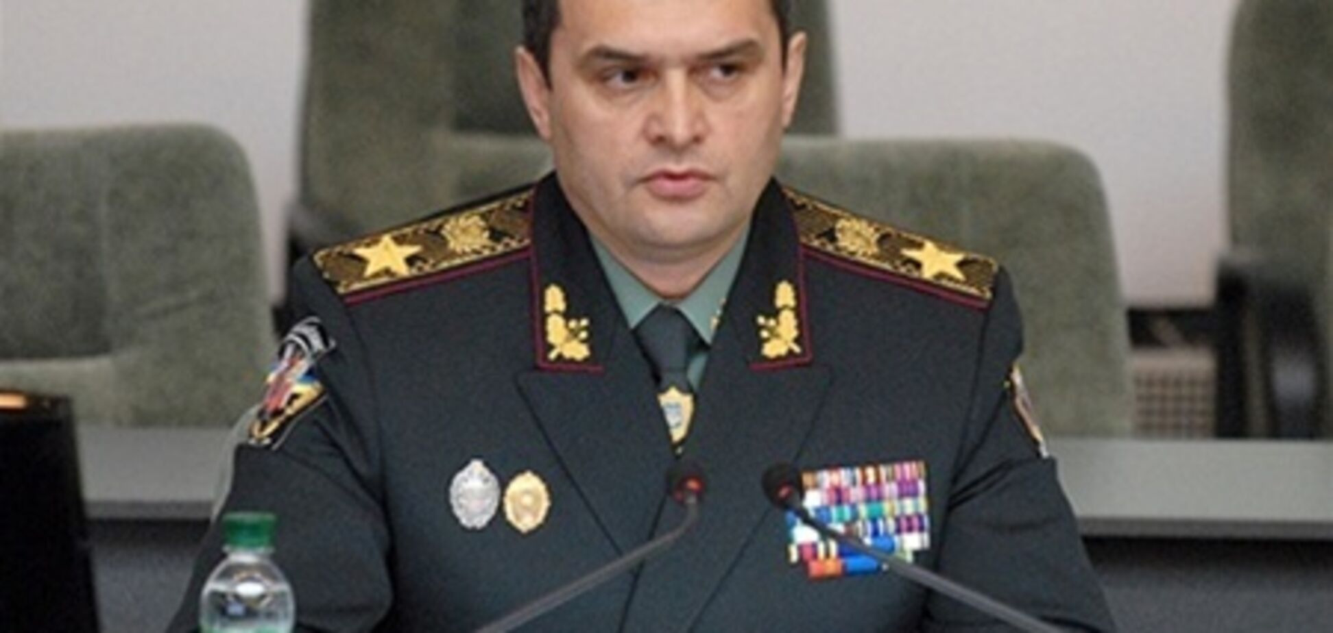 Захарченко подякував міліціонера з Миколаївщини за хорошу роботу, 17 липня 2013