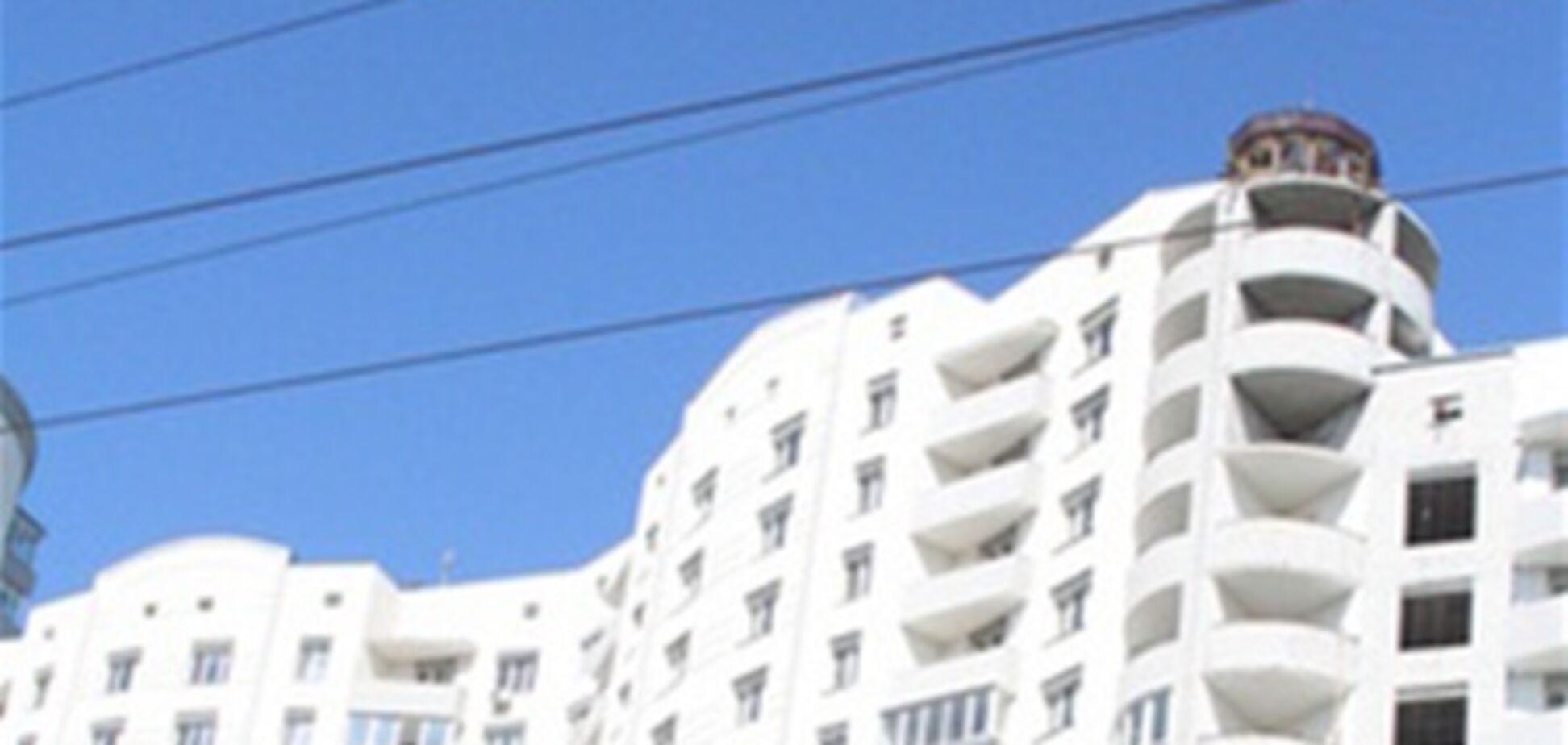 С начала года в Украине построили жилья на 4 млрд грн