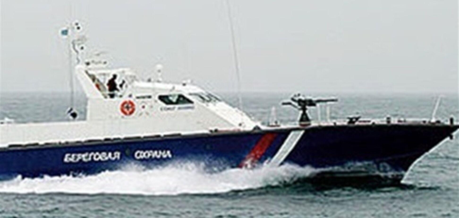 ФСБ: українська човен сама врізалася в катер прикордонної служби Росії