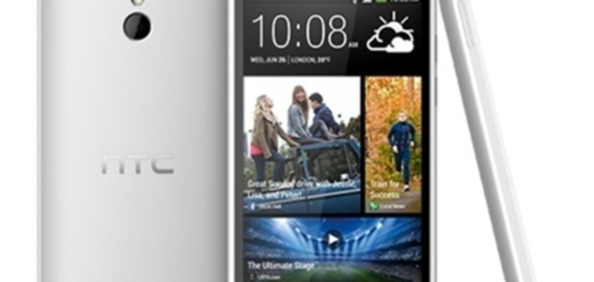 HTC официально представила One Mini