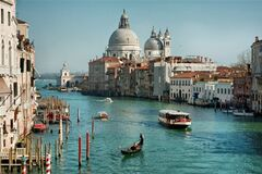Путевые заметки: туристы в Италии